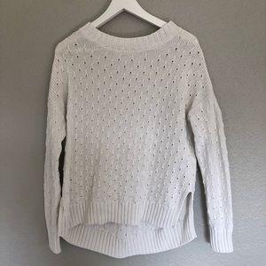 White/cream gap sweater